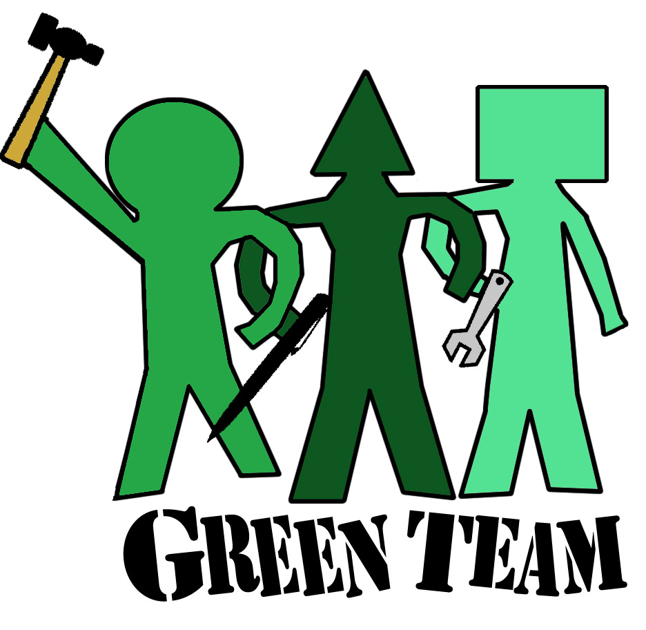 logo green comment page